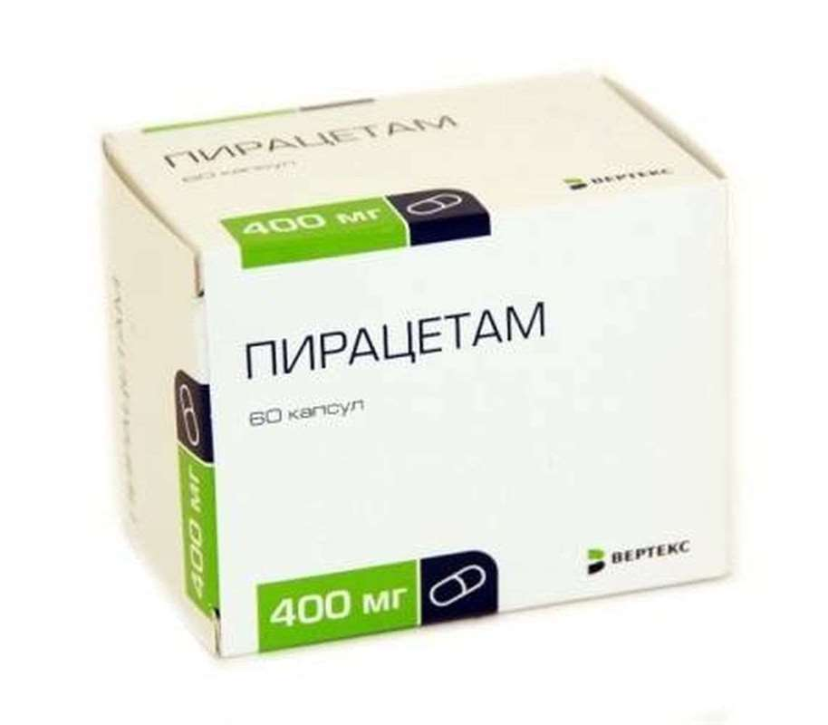Piracetam 400 Mg 60 Pillole