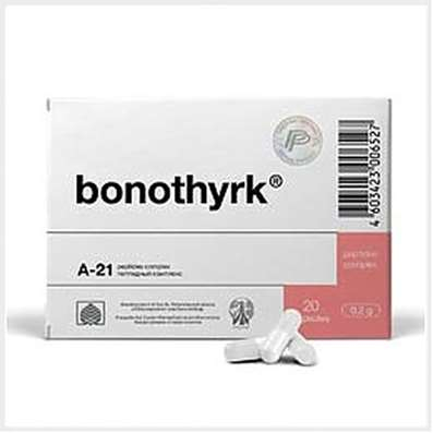 Bonothyrk 20 capsules buy peptide parathyroid glands online