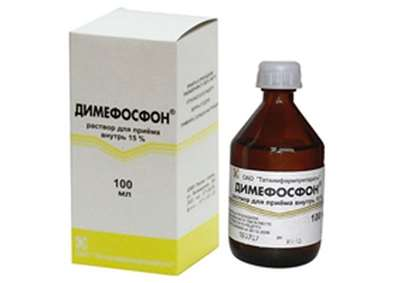 Dimephosphon 15% 100ml buy normalizing acid-base balance online